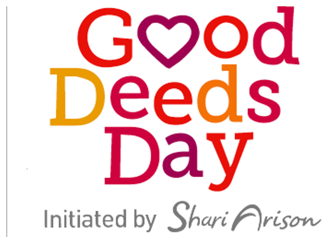 Good Deeds Day!