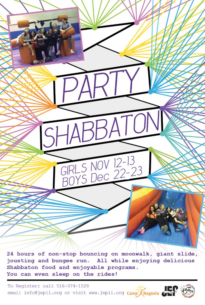 Party Shabbaton