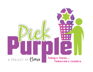 Pick Purple Logo